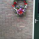 Ane wint krans op jubileumpartij KV Flevoland