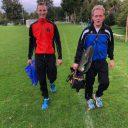 traing 9 sept Tjisse Steenstra & Bouwe de Boer